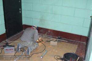 Капитальный ремонт в одном из домов ЮАО