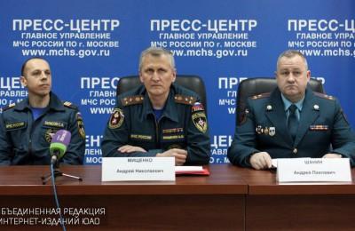 В Москве прошел региональный этап фестиваля «Созвездие мужества»