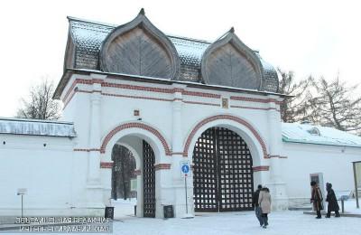 """Музей-заповедник """"Коломенское"""""""