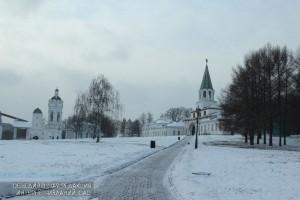 Каток в «Коломенском» будет работать все новогодние праздники