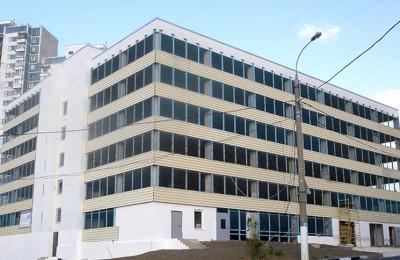 На Нагатинской набережной открыли гаражный комплекс