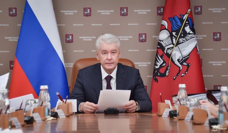 Собянин пригласил граждан игостей столицы посетить музеи вновогодние каникулы