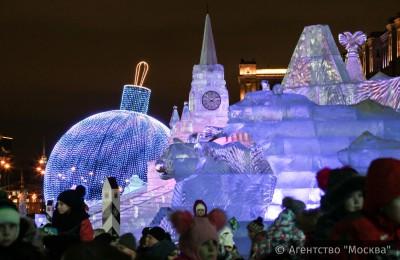 В праздники безопасность в Москве будет усилена