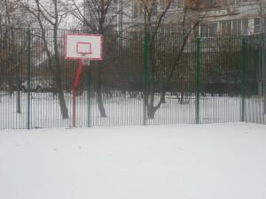 Площадка для зимних видов спорта