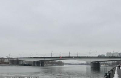 Москва-река в районе