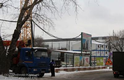 В течение двух лет в Нагатинском затоне появится 15 новых зданий