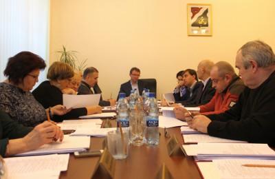 Депутаты муниципального округа Нагатинский затон провели очередное заседание Совета