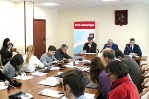 Пресс-конференция, по вопросам итогов работы Центра экспертиз, исследований и испытаний в строительстве за 2016 год