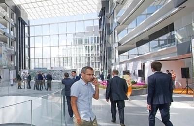 В Нагатинском затоне планируют построить бизнес-центр