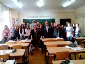 Студенты колледжа имени Фаберже