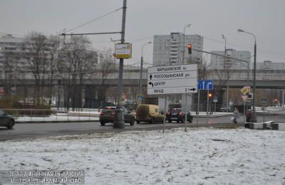"""В Москве объявлен """"желтый"""" уровень опасности"""