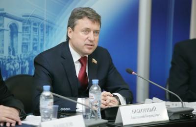 Депутат Государственной Думы Анатолий Выборный проведет встречу с народными дружинниками ЮАО