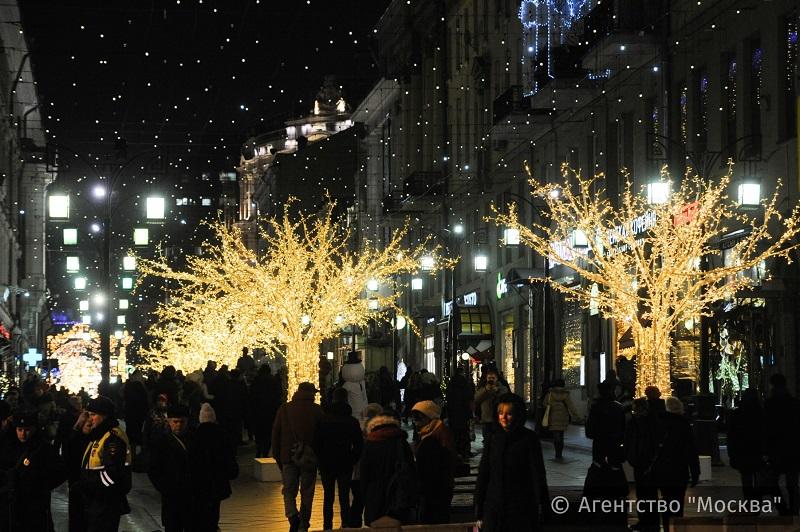 Фестиваль «Путешествие вРождество» посетило поменьшей мере 7 млн человек