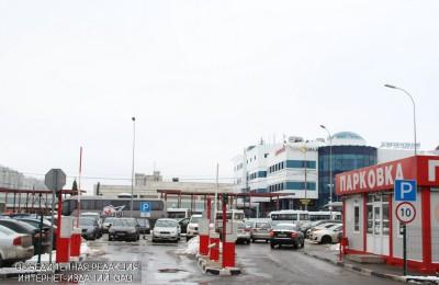 В Москве задержан подозреваемый в избиении женщины на парковке