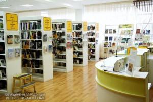 В Библиотеке №162 имени Симонова