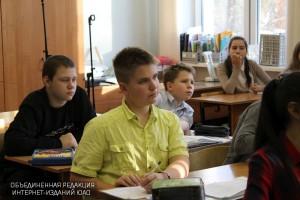 Учащиеся района Нагатинский затон