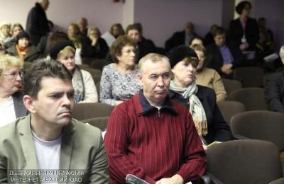 В Нагатинском затоне пройдут публичные слушания по проекту планировки транспортно-пересадочного узла