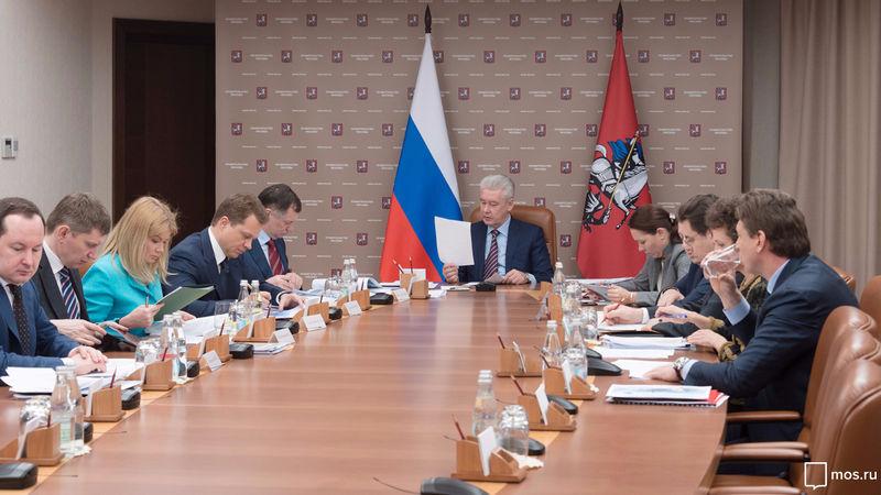 В347 млрд руб. обошлись российской столице социальные обязательства вследующем году