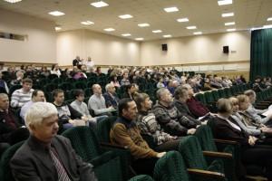 Заседание Ученого совета МГАВТ