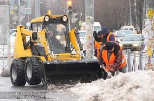 Снегоуборочные машины Южного окрга