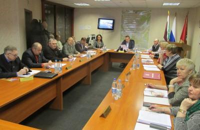 Совет депутатов Нагатинского Затона