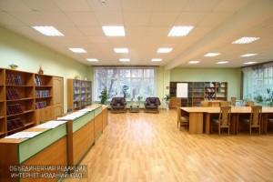 В библиотеке №162