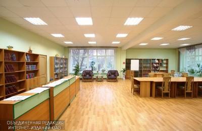 Библиотека №162 имени Симонова
