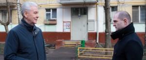 Собянин: Переселение пятиэтажек должно устроить каждого жителя