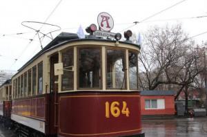 Очередной праздник московского трамвая состоится 15 апреля