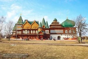 """Дворец царя Алексея Михайловича в """"Коломенском"""""""