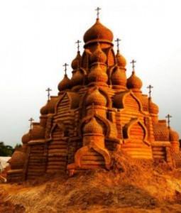 """Десятый Чемпионат мира по скульптуре из песка 2017 пройдет в музее-заповеднике """"Коломенское"""""""