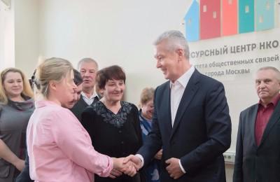 Сергей Собянин дал гарантии расселения пятиэтажек в границах района