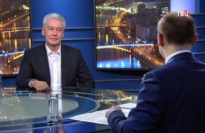 По программе реновации будут давать квартиры с улучшенной отделкой — мэр Москвы Сергей Собянин