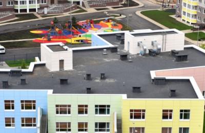 Современный жилой квартал планируют построить в районе Нагатинский затон