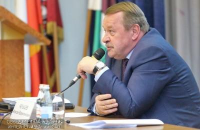 Префект ЮАО Алексей Челышев проведет встречу с жителями 26 апреля