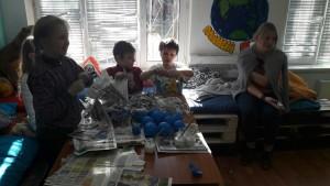 В Центре досуга «Планета молодых» мастер-класс по изготовлению пасхальный яиц прошел