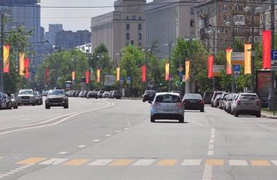 В преддверии майских праздников Москву украсят цифровыми билбордами