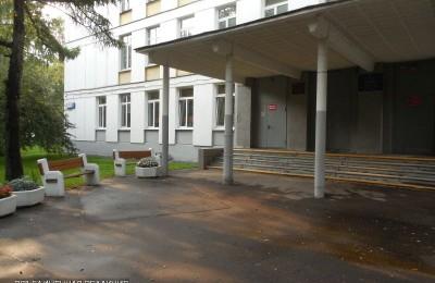 Школа №463
