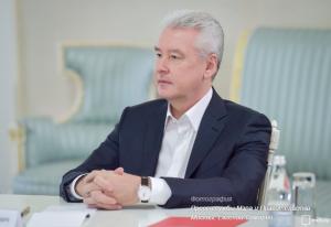 Мэр Москвы Сергей Собянин  Фото: Евгений Самарин
