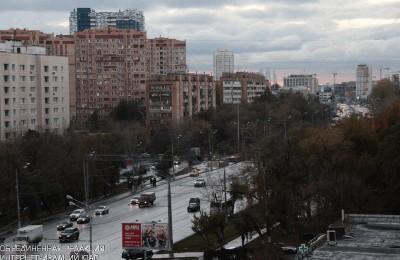 Жилые дома Москвы