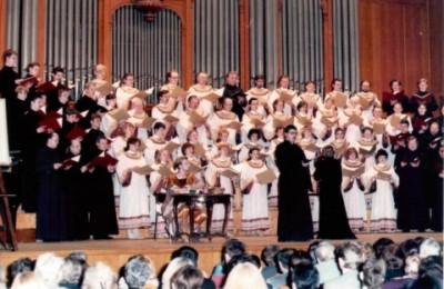 Московский ансамбль духовной музыки «Благовест»