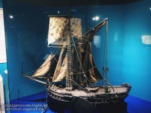 Голландский корабль