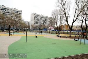 Парк станет площадкой для турнира по волейболу, приуроченного к Дню России