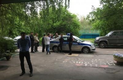 Полицейские района Чертаново Южное пресекли деятельность наркопритона
