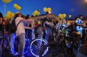 В Москве состоится Третий ночной велопарад