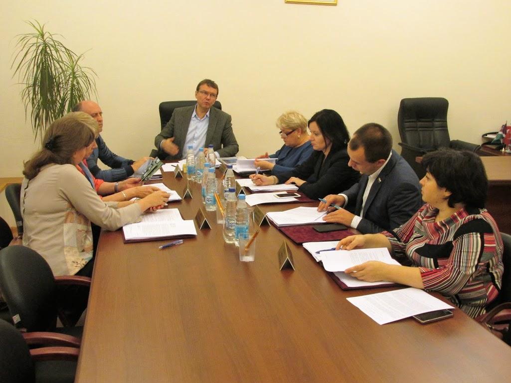 Совет депутатов муниципального округа Нагатинский затон