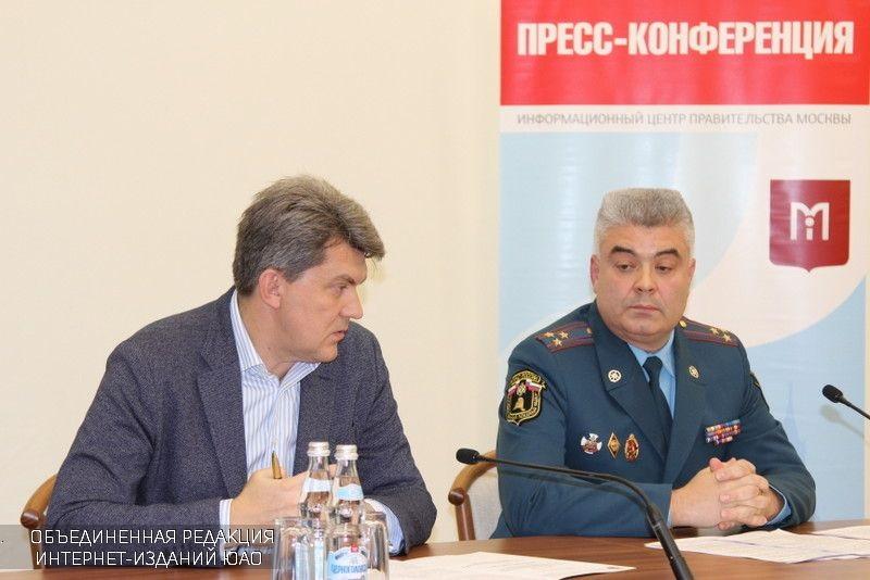 Пресс-конференция Дмитрия Боровлева