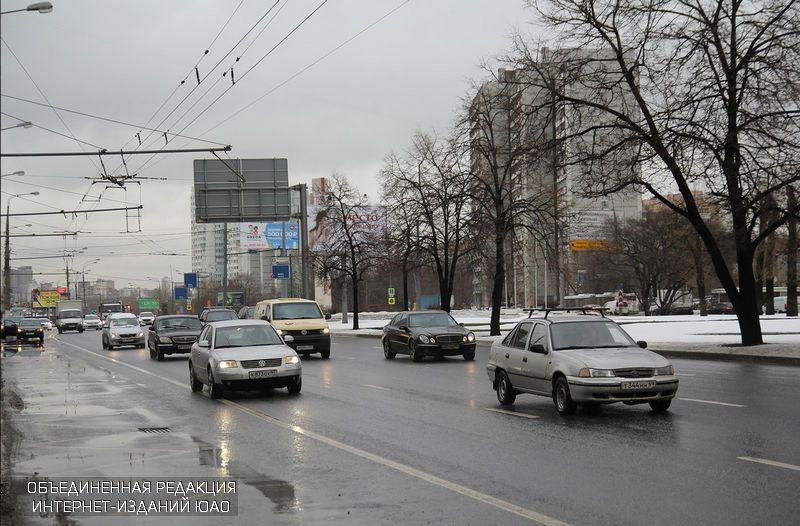 «Яндекс» зафиксировал уменьшение «пробок» в столице