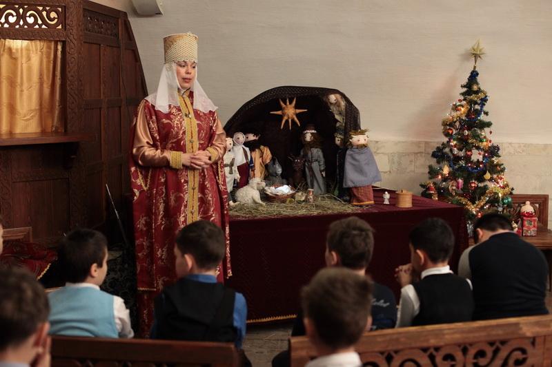 """В """"Коломенском"""" отметят новогодние праздники"""