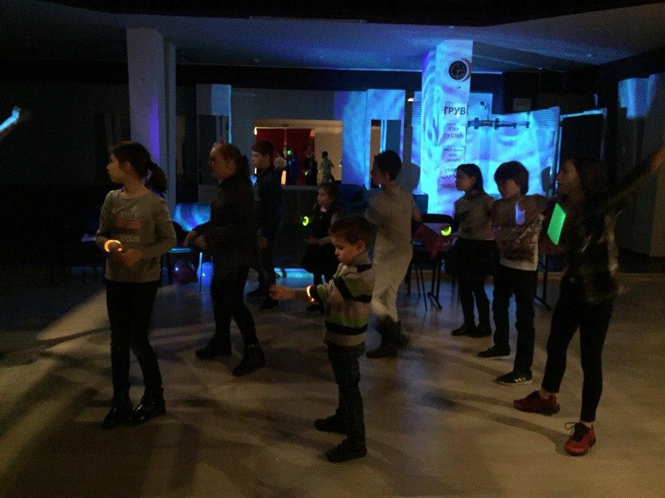 Праздник детства в Планете молодых